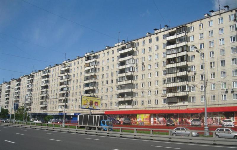 Типовые планировки квартир: серия II-49
